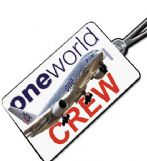 One World AA Tag